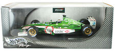 Eddie Irvine Jaguar R3 2002 Hot Wheels 1/18th F1 Scale Model Car