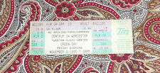GREEN DAY TICKET - 11/03/95 -FULL UNUSED TICKET!  LOOK!