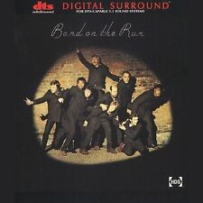 Band on the Run [DTS Surround System], Mccartney, Paul CD