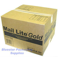 25 Mail Lite Gold C/0 JL0 Padded Envelopes 150x210
