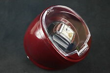 D. Time Time Tutelary Automatic Single Watch Winder, Burgundy or Black
