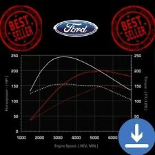 Ford ECU Map Tuning Files Stage 1,2