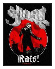 GHOST - Rats Patch Aufnäher 8x10cm