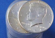 1964-P Kennedy Half Dollar Gem AU-BU Roll Of 20 B3067