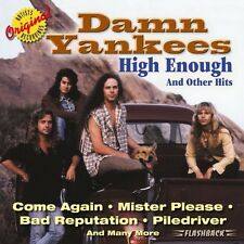 Damn Yankees - High Enough & Other Hits [New CD]