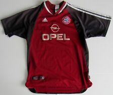 TOP ZUSTAND: FC BAYERN MÜNCHEN OPEL HOME Trikot 2001/2002! Gr. M
