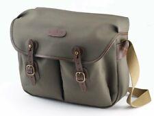 Billingham Hadley LARGE Camera / DSLR Bag in Sage / Chocolate (UK Stock) BNIP