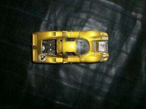 Voiture miniature métal PANTHER BERTONE 3 litri jaune marque PROTOTIPO en l'état