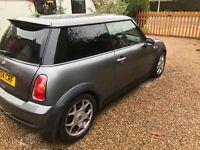 Mini Cooper s spares or repair