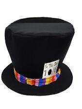 BAMBINO PAZZO Cappellaio Cappello Libro Settimana Costume 8-14 Alice nel paese delle meraviglie