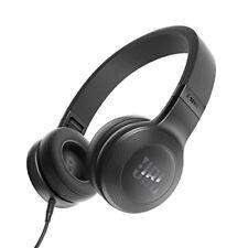 Jbl Cuffie Stereo Mp3 pieghevoli ad archetto con Microfono nere Jble35blk