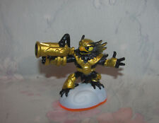 Skylanders Giants Legendary Jet Vac - Figure Only