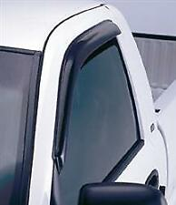 2004-2014 Ford F150 Smoke Vent Visors Set of 2 TrailFx