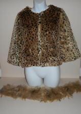 Unbranded Faux Fur Popper Coats & Jackets for Women