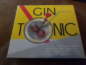 Gin Tonic (Dieci & Lode) Louis Armstrong, Dizzy Gillespie, Gerry Mulligan.. [CD]