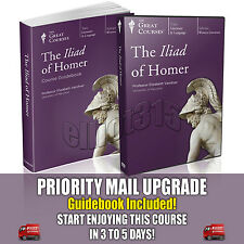 Iliad of Homer DVD New Sealed Great Courses Teaching Co