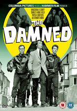 THE DAMNED - DVD - REGION 2 UK
