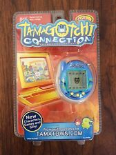 Tamagotchi Connection V3 Blue With Waves New In Box Item:19434 Bandai