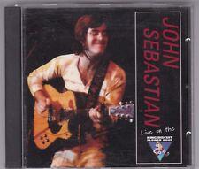 JOHN SEBASTIAN-LIVE ON THE KING BISCUIT FLOWER HOUR-CD 1979/1998