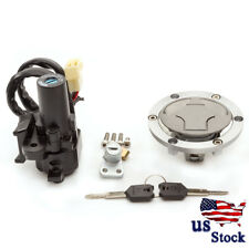 Motor Ignition Switch Gas Cap Seat Lock Keys For Ninja300 EX300R 2013-2017 USA