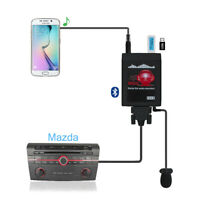Aux-In 3.5mm adapter Bluetooth Interface USB Iphone For Mazda M6 Premacy RX-8