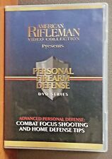 American Rifleman Collection:Combat Focus Shooting and Home Defense Tips  DVD