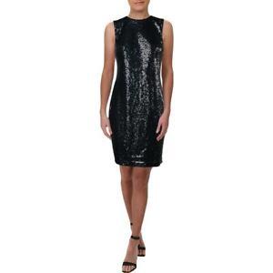 Calvin Klein Women's Sequined Dress Size 8 $179.00