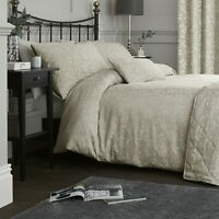 Serene ALEXA Linen Jacquard Bedroom & Curtains Collection