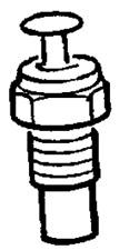 VAUXHALL TEMPERATURE SENSOR - GENUINE NEW - 3439088