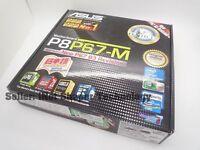 *BRAND NEW* ASUS P8P67-M REV 3.0 Socket 1155 MotherBoard *P67 B3 Revision