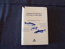 book Nutrition and Utilization Technology in Aquaculture 1995 fish farming, fish