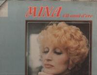 MINA  box 3 dischi LP 33 giri MADE in ITALY  stampa ITALIANA Gli anni d'oro