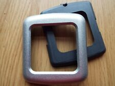 Caravan Camper Motorhome CBE  panel frame and back plate  silver grey finish