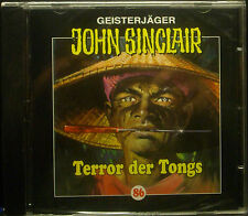 CD CACCIATORI DI FANTASMI JOHN SINCLAIR - Seguire 86, terror egli tonga