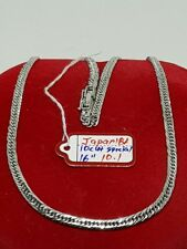 GoldNMore: 18K Gold Necklace Chain 10.1G 16 inches