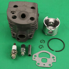 46MM Cylinder Piston Kit With Gasket For Husqvarna 50 51 55 55 Rancher Chainsaw
