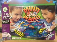 LeapPad Mind Wars Junior Interactive Game 3rd-5th Grade (new other)