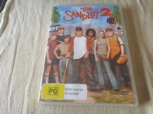 The Sandlot 2 (DVD, 2007) Region 4 Max Lloyd-Jones, James Willson