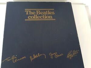 The Beatles Collection Blue Box set