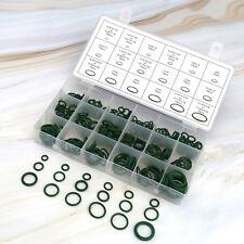 O-Ring Rubber Assortment Kit Set Holder Case SAE Metric 270X Pack 18 Sizes