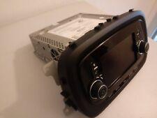 Uconnect 5 con radio DAB, senza navigatore per Fiat 500x con codice di sblocco