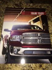 2015 Dodge Ram 1500 42-page Original Sales Brochure