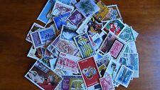 Worldwide stamp accumulation, kiloware ,1 oz around 500 off paper stamps, AC103