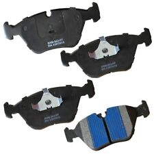 Disc Brake Pad Set-Stop Semi-Metallic Brake Pad Front Bendix SBM394