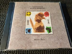 Ladysmith Black Mambazo - Shaka Zulu - Warner CD reissue - Aus press world folk