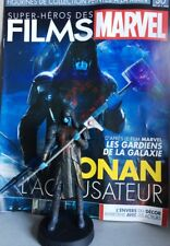 Marvel Movie Collection #30 Ronan figurine Guardians of Galaxy Eaglemoss French