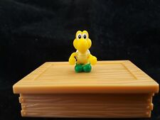 World Of Nintendo Mario Microland Koopa Troopa Miniature Figure