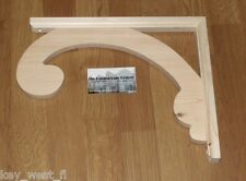 """Victorian Wood Gingerbread {14"""" x 11""""} Porch & House Trim Bracket #19 ~ by  PLD"""