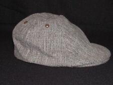 New KANGOL Oxford Cap Hat Gray K4046HT Size Small