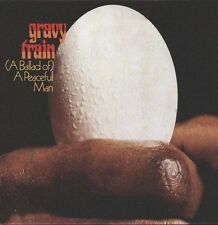 gravy train - ballad of a peaceful man  ( Akarma ) - LP-re-release